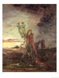 Arion, 1891 Giclee Print by Gustave Moreau