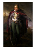 Jacques Cathelineau 1824 Giclee Print by Anne-Louis Girodet de Roussy-Trioson