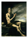 St. Paul the Hermit Giclee Print by Jusepe de Ribera