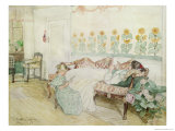 Interior, 1898 Giclee Print by Peder Severin Kr&#246;yer