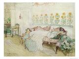 Interior, 1898 Giclee Print by Peder Severin Kröyer