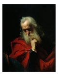 Galileo Galilei, 1858 Giclee Print by Ivan Petrovich Keler-viliandi