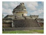El Caracol Giclee Print by  Mayan