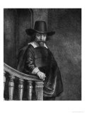 "Ephraim Bonus, Known as ""The Jew with the Banister"" 1647 Giclee Print by  Rembrandt van Rijn"