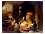 The Savage, circa 1838 Giclee Print by Edwin Henry Landseer