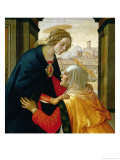 The Visitation, 1491 Giclee Print by Domenico Ghirlandaio