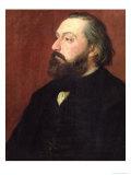 Leon Gambetta 1875 Giclee Print by Alphonse Legros