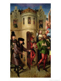The Deliverance of the Prisoners, circa 1470 Giclee Print by Master of the View of St. Gudule