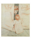 Hide and Seek Giclee Print by Paul César Helleu