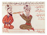 Cauterisation for Toothache, 1466 Giclee Print by Charaf-ed-din 