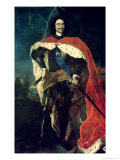 Peter the Great Giclee Print by Louis Caravaque