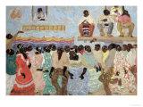Negro Dance Giclee Print by Pedro Figari