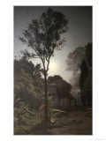Orpheus, 1863 Premium Giclee Print by Francois Louis Francais