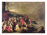 The Crossing of the Red Sea Giclee Print by Frans Francken the Younger