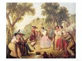 A Popular Dance Giclee Print