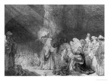 Presentation in the Temple Giclee Print by  Rembrandt van Rijn