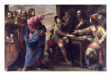 The Conversion of St. Matthew Giclee Print by Niccolo Tornioli
