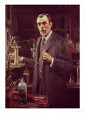 Portrait of Sir William Ramsay Giclee Print by Mark Richard Milbanke