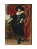 W. Van Heythuyzen Giclee Print by Frans Hals
