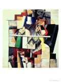 M. Matuischin Giclee Print by Kasimir Malevich