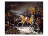 The Battle of Hohenlinden, 3rd December 1800, 1836 Giclee Print by Henri-frederic Schopin