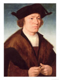 Portrait of an Unknown Man Giclee Print by Joos Van Cleve