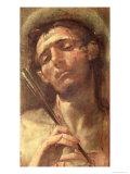St. Sebastian Giclee Print by Andrea Boscoli