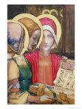 A Carol Giclee Print by Edward Reginald Frampton