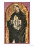 Saint Dominic Giclee Print by Cosimo Tura