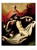 The Trinity, circa 1635 Giclee Print by Jusepe de Ribera