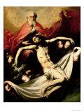 The Trinity, circa 1635 Giclee Print by Jusepe de Ribera