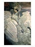 The Swan Princess, 1900 Giclée-Druck von Mikhail Aleksandrovich Vrubel