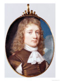 Miniature Portrait of an Unknown Man, 1659 Giclee Print by Samuel Cooper