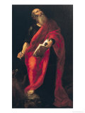 St. John the Evangelist Reproduction procédé giclée par Francisco Ribalta