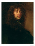Self Portrait Giclee Print by Sir Peter Lely