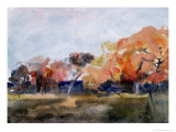 Autumn, Sussex Giclee Print by Hercules Brabazon Brabazon