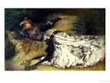 Sarah Bernhardt 1871 Giclee Print by Georges Clairin