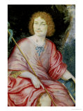 Moliere as St. John the Baptist Giclee Print