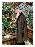Charles Robert Darwin Giclee Print by John Collier