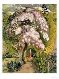 In a Shoreham Garden Giclee Print by Samuel Palmer
