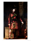 George IV in Highland Dress, 1830 Giclee Print by Sir David Wilkie