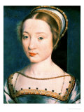 Portrait of Queen Claude Giclee Print by Claude Corneille de Lyon