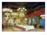 The Banqueting Room, 1815-23 Giclee Print by Robert Jones