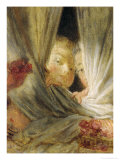Curiosity Giclee Print by Jean-Honoré Fragonard