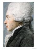 Maximilien de Robespierre Giclee Print by Joseph Boze