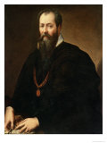 Self Portrait Giclee Print by Giorgio Vasari
