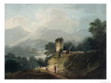 Ross Castle, Killarney, County Kerry Giclee Print by James Bayes