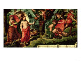 Allegory of Human Passions Giclee Print by Alcira Master 