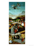 Temptation of St. Anthony Giclee Print by Hieronymus Bosch