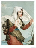 Pluviose Fifth Month of the Republican Calendar circa 1794 Giclee Print by Louis Lafitte